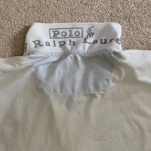 Polo by Ralph Lauren Shirts - White Men's pony Polo by Ralph Lauren shirt